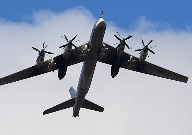 圖-95MS戰略轟炸機