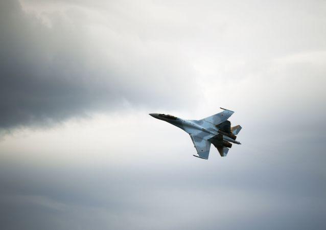 俄軍機關報:俄防空部隊戰機一周之內在邊境地區升空21次