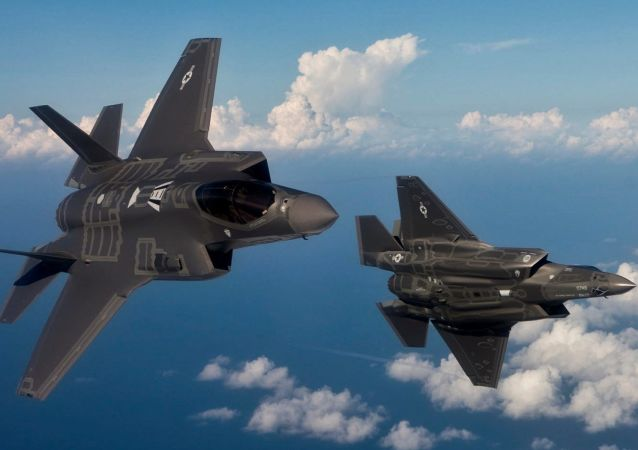 如果美國拒售F-35戰鬥機 土耳其將另尋賣家