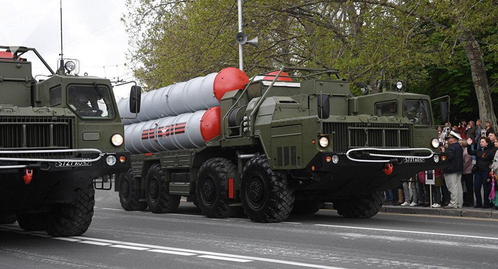 S-400防空系統將於2020年4月投入戰鬥值班