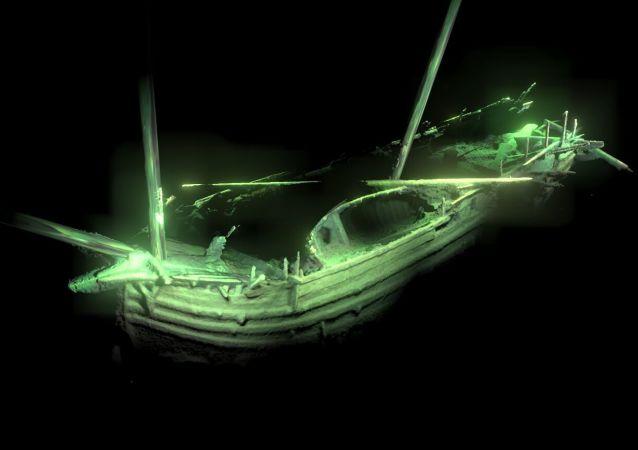 波羅的海海底發現一艘保存完好的文藝復興時期的船隻