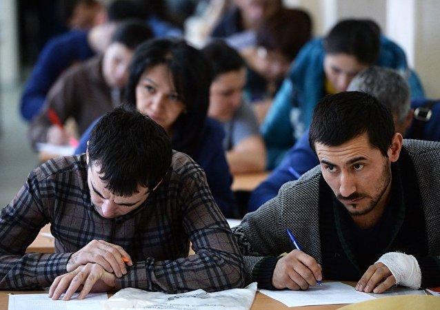 俄羅斯的移民人數創歷史新高