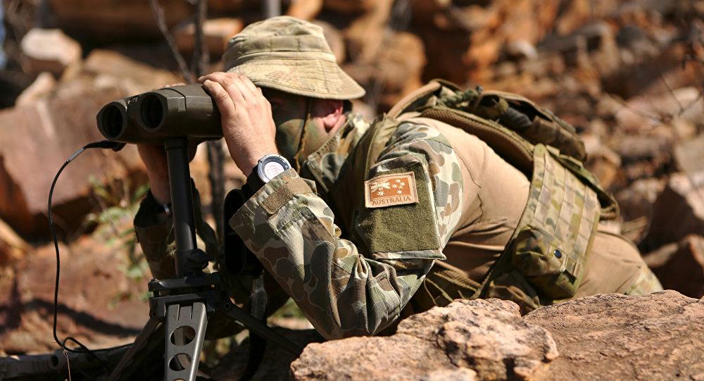 澳大利亞是因中國向其南太平洋盟友提供軍事援助?