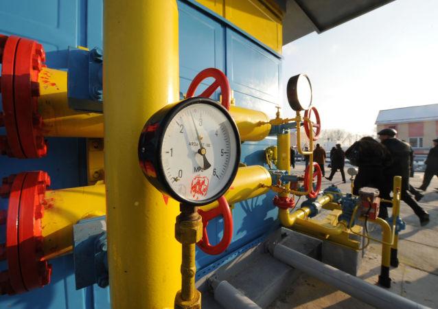 媒體:五家烏克蘭公司與俄氣簽署1月1日起供氣的天然氣採購合同