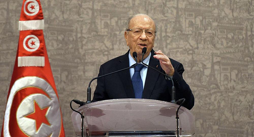 突尼斯總統埃塞卜西