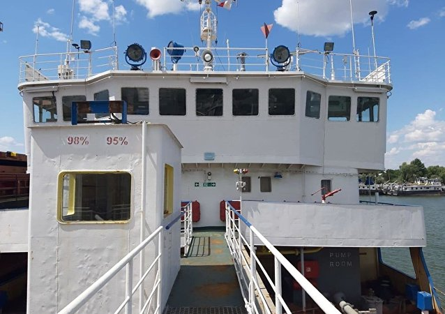 俄羅斯油輪Nika Spirit號