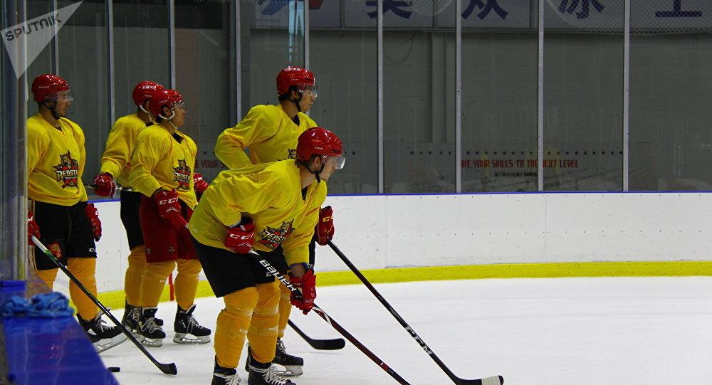 中國崑崙鴻星冰球俱樂部