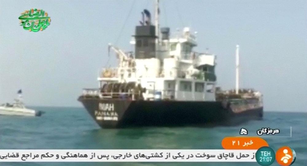 伊朗釋放Riah號油輪12名印度籍船員中的9人