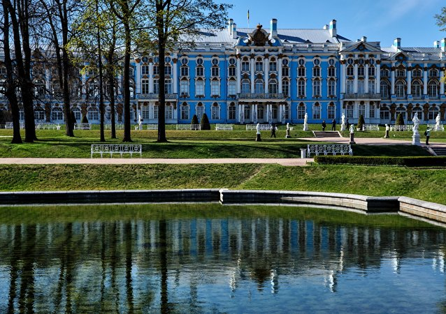聖彼得堡,皇村博物館