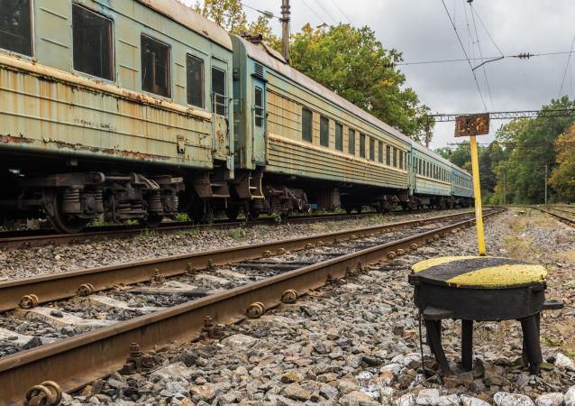 烏克蘭電氣火車