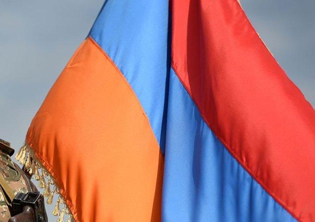 亞美尼亞國旗