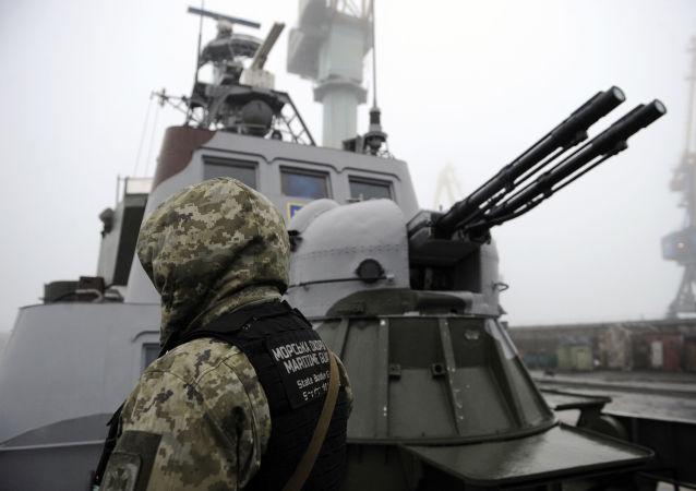 烏克蘭軍人,馬里烏波爾