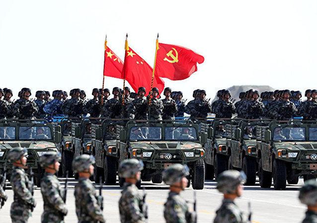 新時代中國國防白皮書直言與美衝突加劇