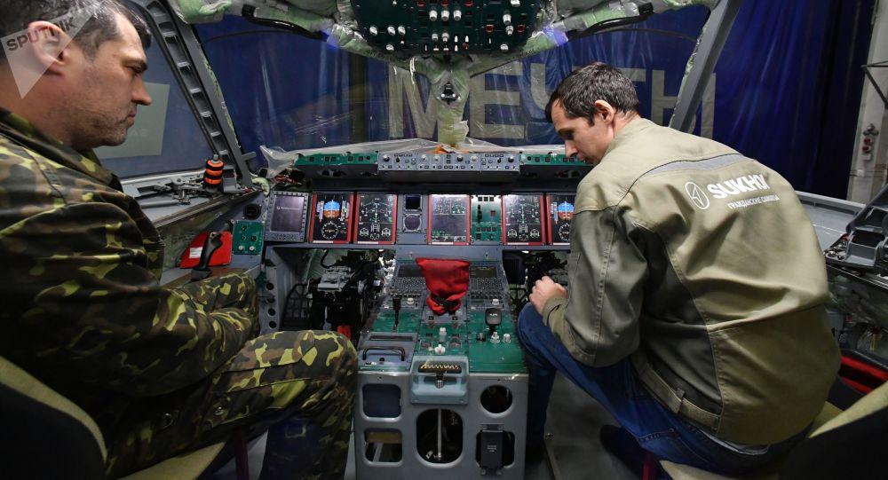 俄技術集團為俄中航空項目培養人才
