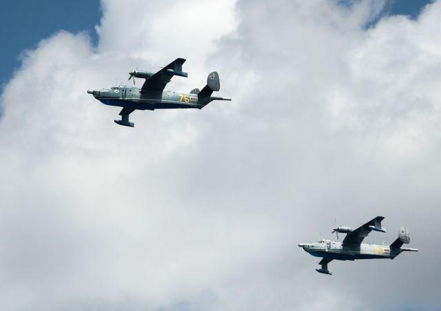 俄羅斯正在建造「海鷗-2」等新一代地效飛行器