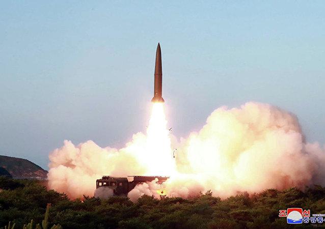 日本防衛省稱朝鮮已造出核彈頭