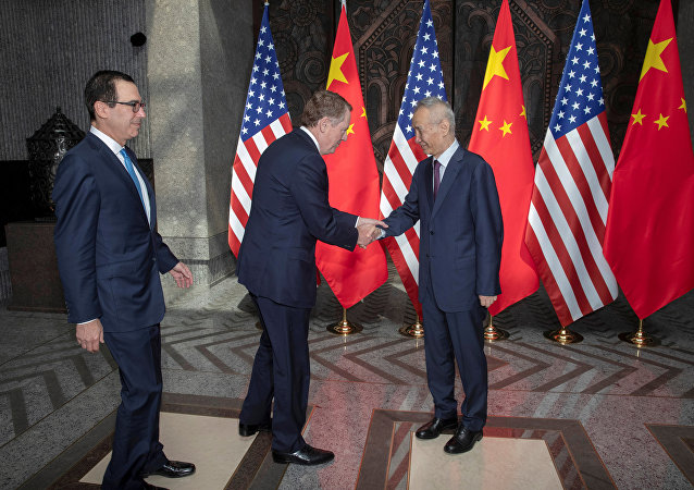 中國商務部證實劉鶴副總理將率團赴華盛頓舉行第13輪中美經貿高級別磋商