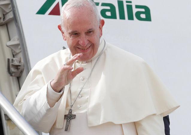 羅馬教皇:若能前往俄羅斯將樂意出訪