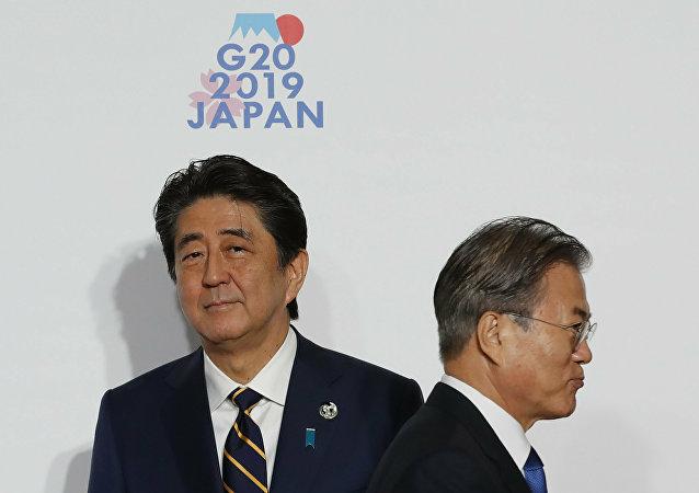 韓國將把日本移出貿易「白色清單」