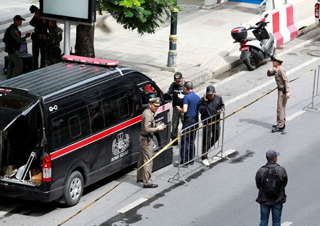 泰國監獄囚犯因冠狀病毒的緣故發動騷亂