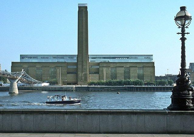 倫敦泰德現代美術館