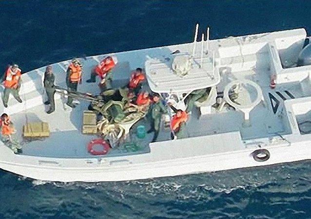 伊朗伊斯蘭革命衛隊巡邏快艇