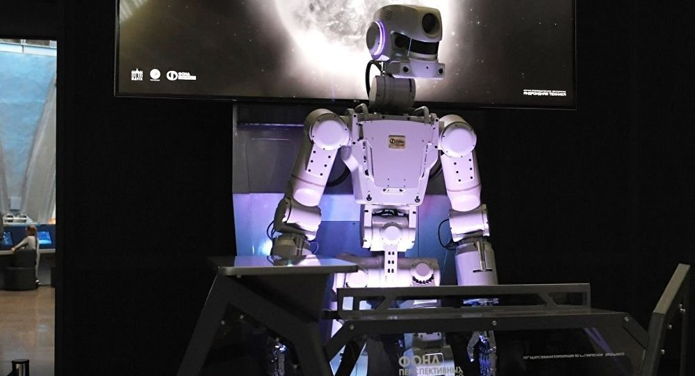 「費奧多爾」機器人