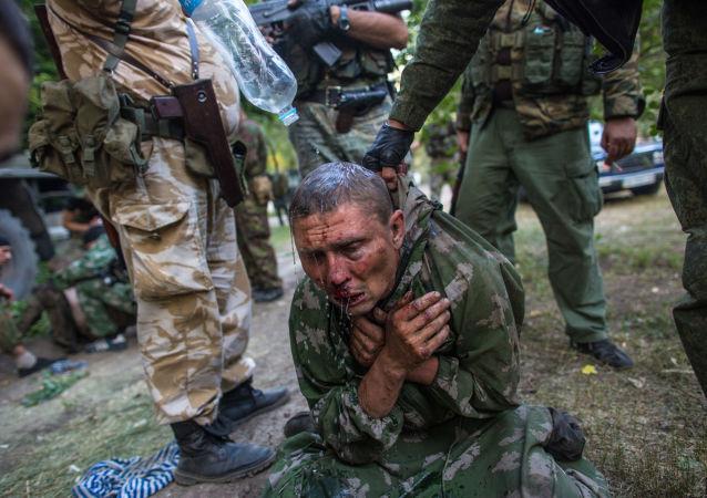 「今日俄羅斯」國際通訊社攝影記者安德烈·斯捷寧最佳作品