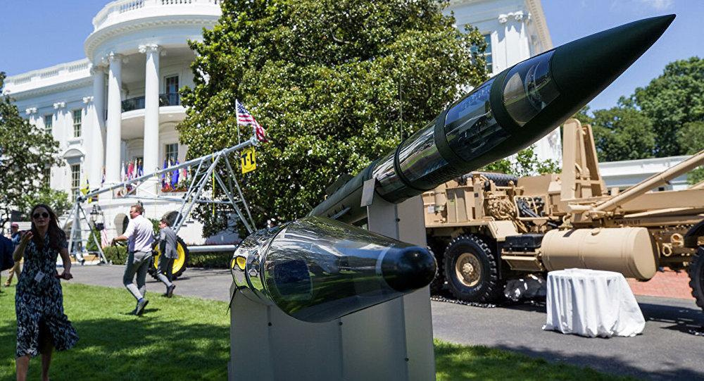 美國政客批評特朗普退出《開放天空條約》的決定
