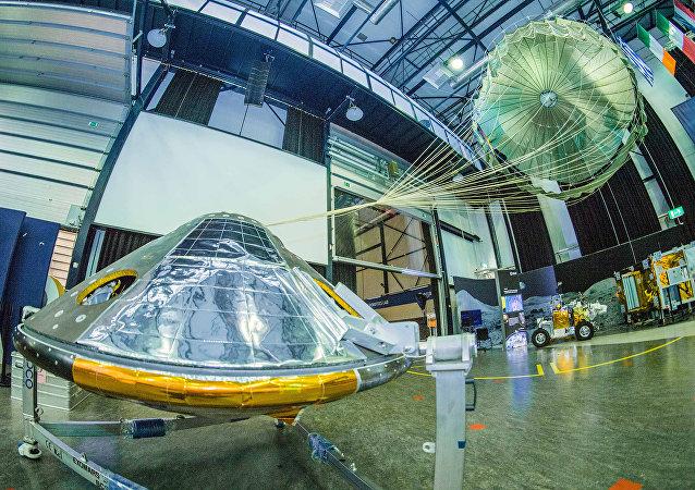 俄歐「火星太空生物-2020」項目