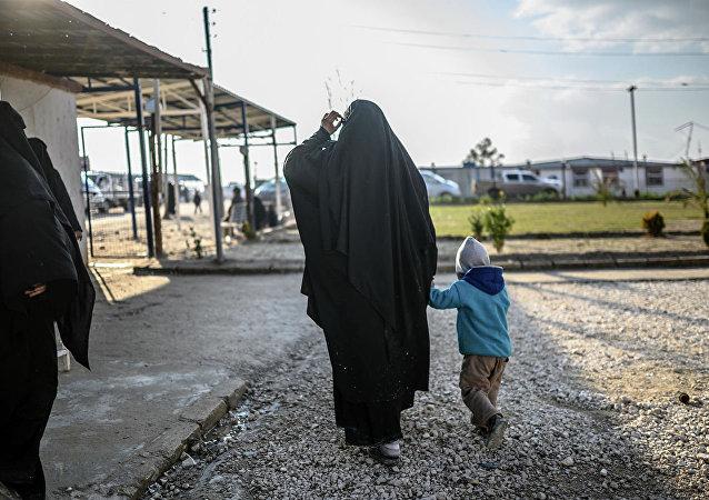 哈烏勒難民營
