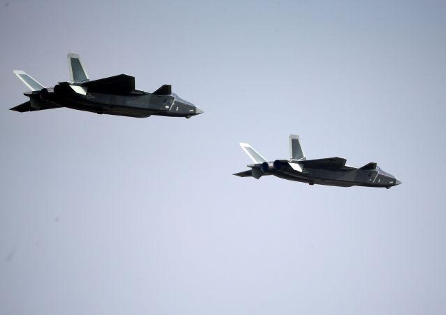 殲-20的現實威力將讓台灣及其美國盟友感到意外