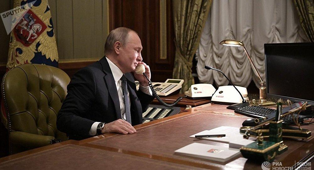 俄羅斯總統弗拉基米爾∙普京