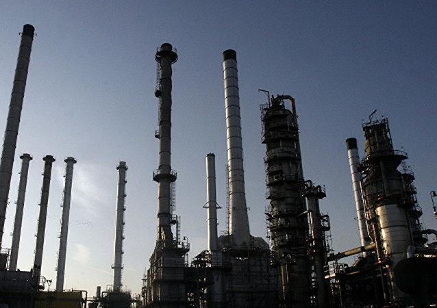 伊朗煉油廠