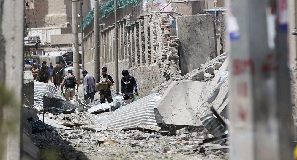 阿富汗首都爆炸造成至少14人死亡 145人受傷