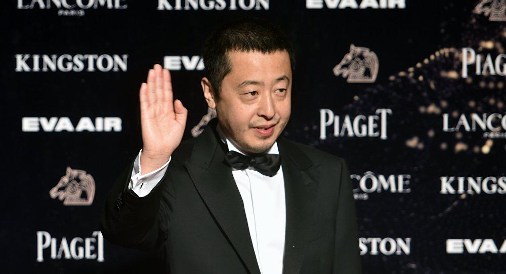 2015年11月,中國導演賈樟柯在第56屆台北金馬影展上