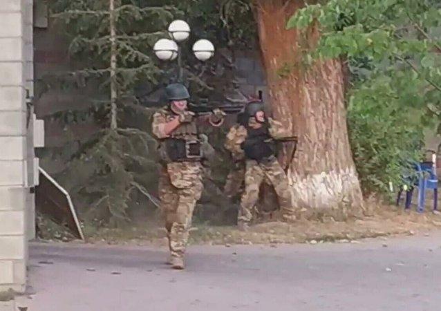 吉爾吉斯斯坦啓動拘留前總統前阿坦巴耶夫的行動