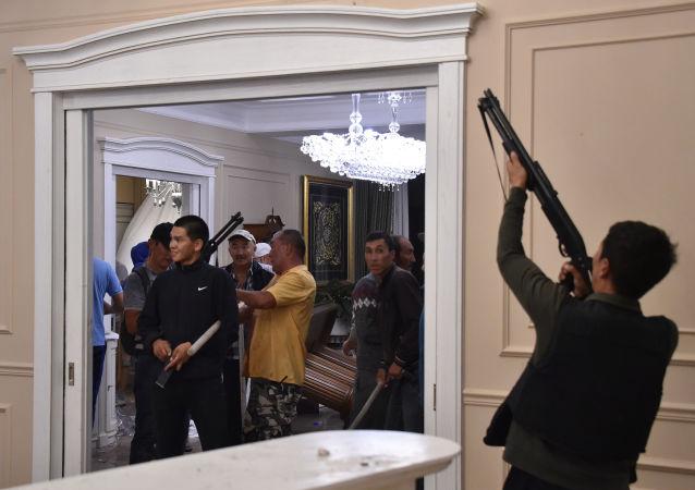 俄對外情報局局長:俄敦促吉爾吉斯斯坦衝突各方保持克制