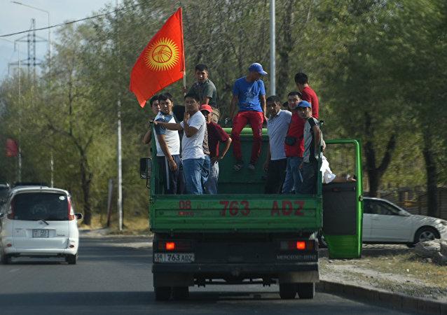 吉爾吉斯斯坦衛生部稱逮捕前總統行動已導致136人受傷