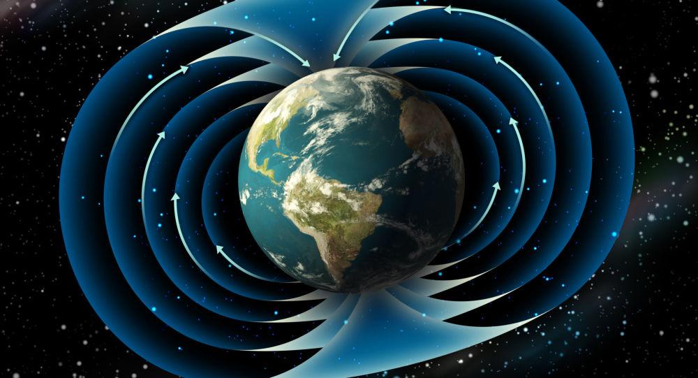 俄羅斯科學家認為地磁活動性與質子雨有關