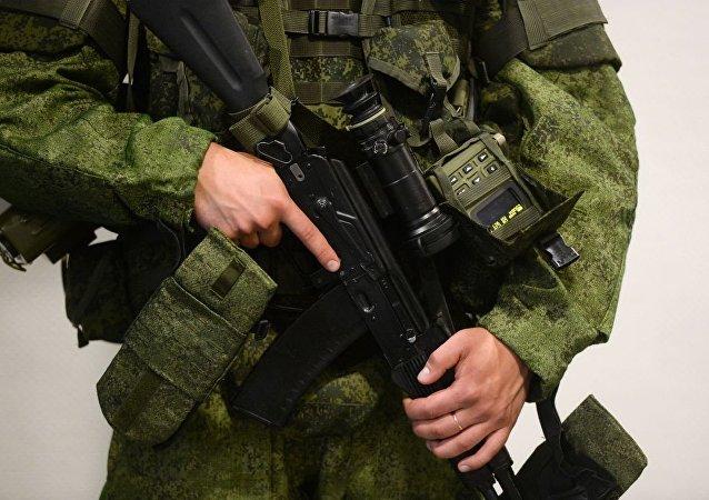 俄羅斯單兵裝備「士兵」