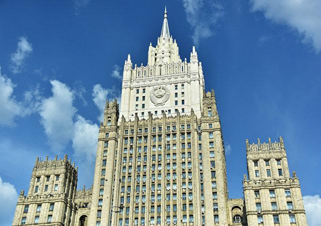 俄外交部:拉夫羅夫與扎里夫9月2日將就波斯灣局勢和伊核協議進行討論