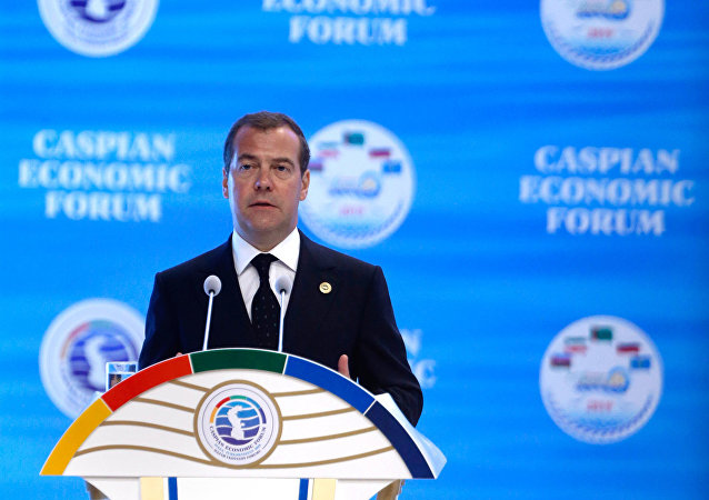 俄總理:裡海國家經濟不應以原材料出口為主
