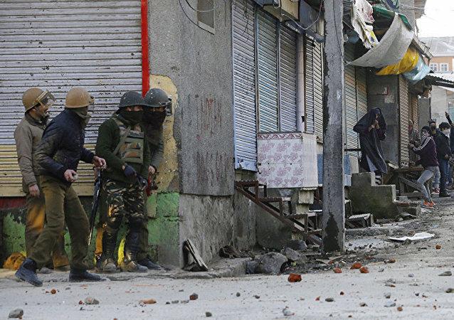 印控克什米爾地區爆發500多起抗議活動