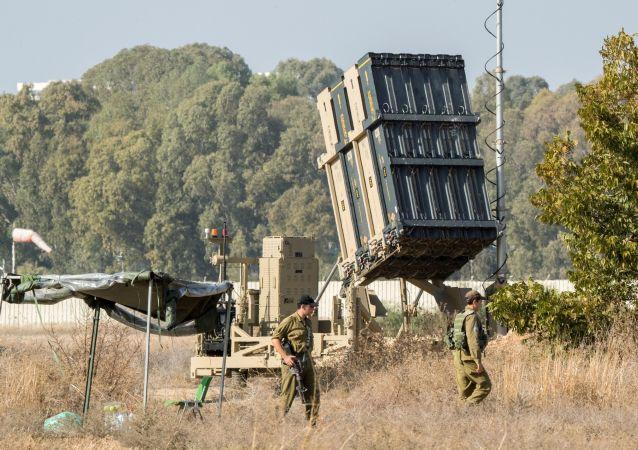 以色列「鐵穹」防空系統