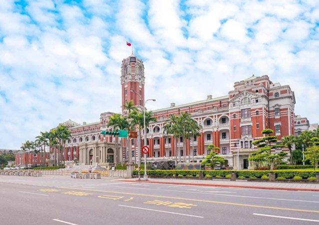 台灣為外國遊客提供在台北行政長官辦公室過夜的機會