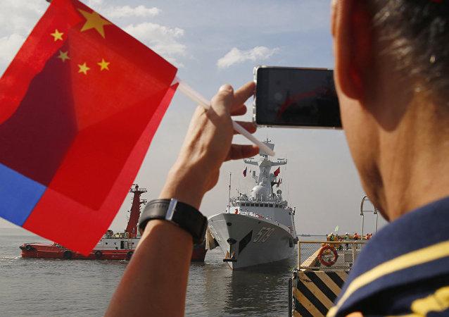 美國在菲律賓煽動反華情緒