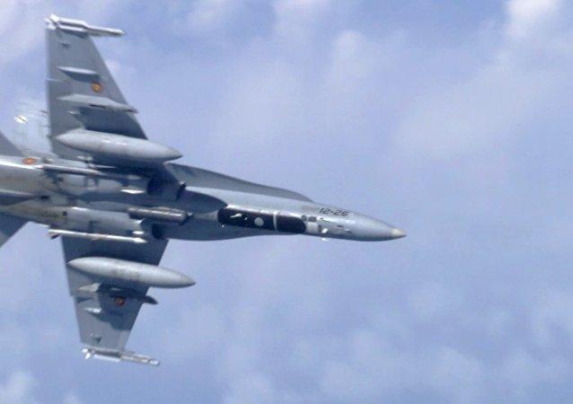 F-18戰機