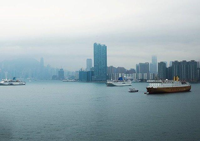 外媒:中美第一階段協議或讓香港港口受益