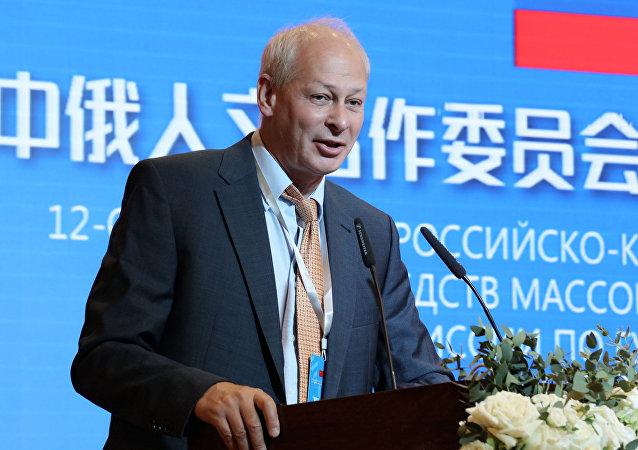 俄羅斯聯邦數字發展、通信和大眾傳媒部副部長阿列克謝·沃林